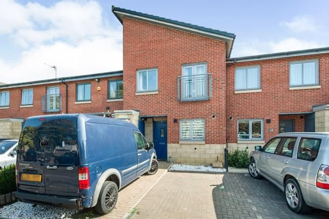 Thumbnail Terraced house for sale in Seacombe Road, Cheltenham, Gloucestershire