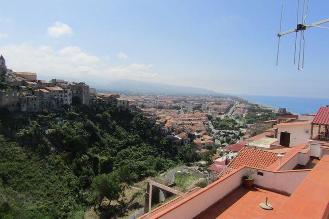 Balcony View of Via Faro N50, Scalea, Cosenza, Calabria, Italy