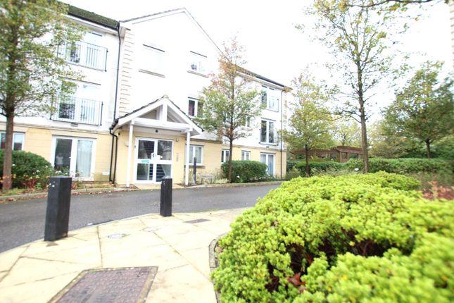 Thumbnail Flat to rent in Celendine Grove, London
