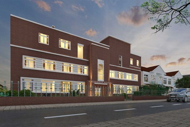 Thumbnail Flat for sale in Fraser Road, Greenford