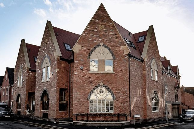 Thumbnail Terraced house for sale in Lockhart Court, Wood Street, Leamington Spa