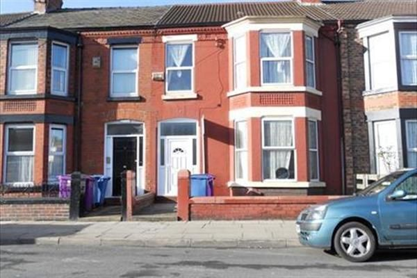 Thumbnail Flat to rent in Bagot Street, Wavertree, Liverpool