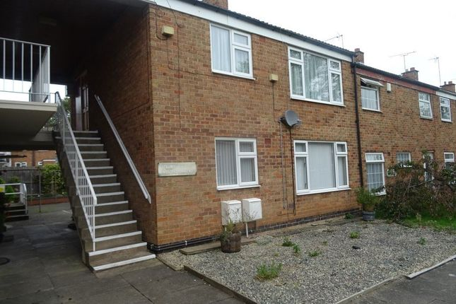 Thumbnail Maisonette to rent in Westmorland Road, Wyken