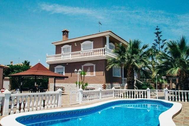 Villa for sale in 03550 Sant Joan D'alacant, Alicante, Spain