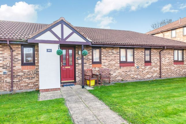Thumbnail Terraced bungalow for sale in Staindale Place, Hartlepool