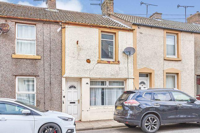 3 bed end terrace house for sale in Main Street, Frizington, Cumbria CA26