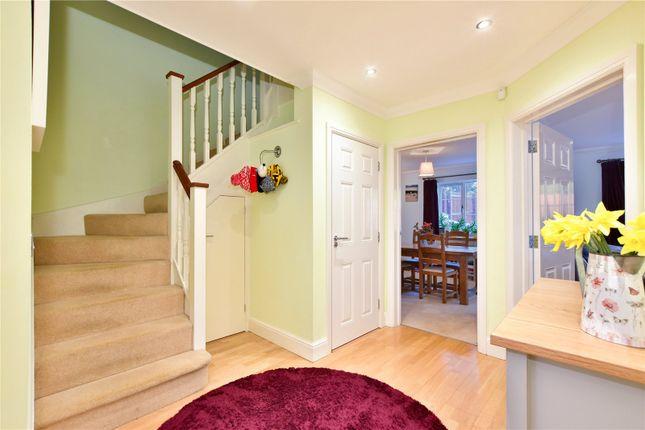 Entrance Hall of Solesbridge Close, Chorleywood, Hertfordshire WD3