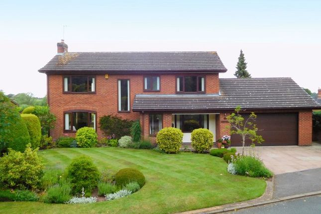 Thumbnail Detached house for sale in Heywoods Ridge, Audlem, Crewe