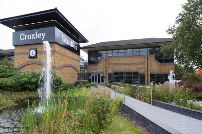 Thumbnail Office to let in Building 6, Croxley Studios, Croxley Park, Watford, Hertfordshire