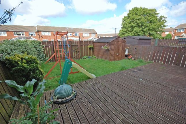 Thumbnail 3 bed property for sale in Garth Twentyfour, Killingworth, Newcastle Upon Tyne