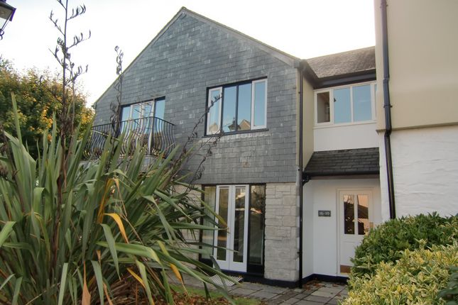 Thumbnail Flat to rent in Tregenna Court, Port Pendennis, Falmouth