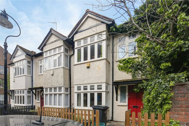 Thumbnail End terrace house for sale in Leighton Place, London