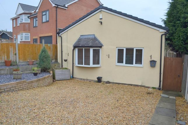 Thumbnail Detached bungalow to rent in Redhall Road, Gornal