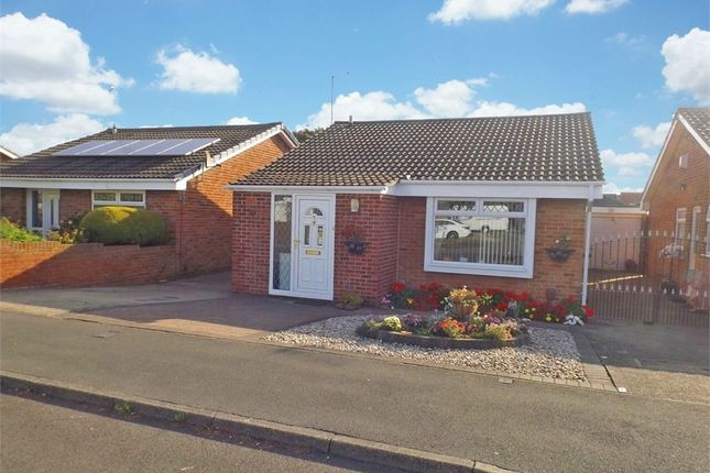 Thumbnail Detached bungalow for sale in Woodside, Redcar, North Yorkshire