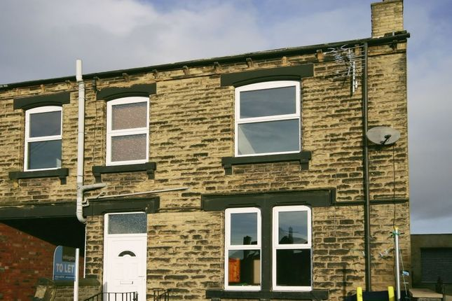 Thumbnail Terraced house to rent in Milton Street, Heckmondwike, West Yorkshire