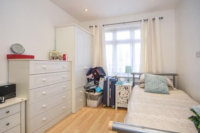 Bedroom Two of South Crescent, Southend-On-Sea SS2