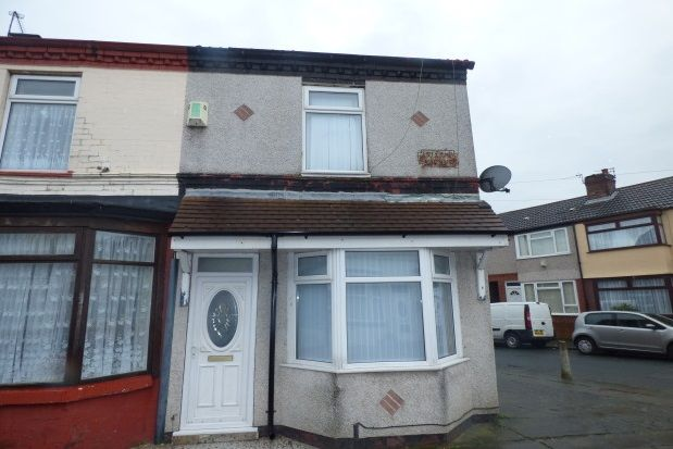 Thumbnail Property to rent in Sixth Avenue, Fazakerley, Liverpool