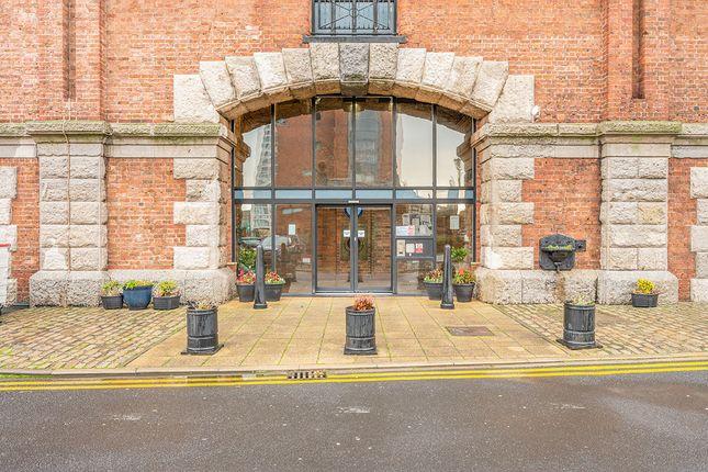 Thumbnail Flat for sale in Waterloo Warehouse, Waterloo Road, Liverpool, Merseyside