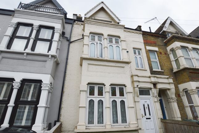 Thumbnail Terraced house for sale in Katherine Road, Forest Gate, London