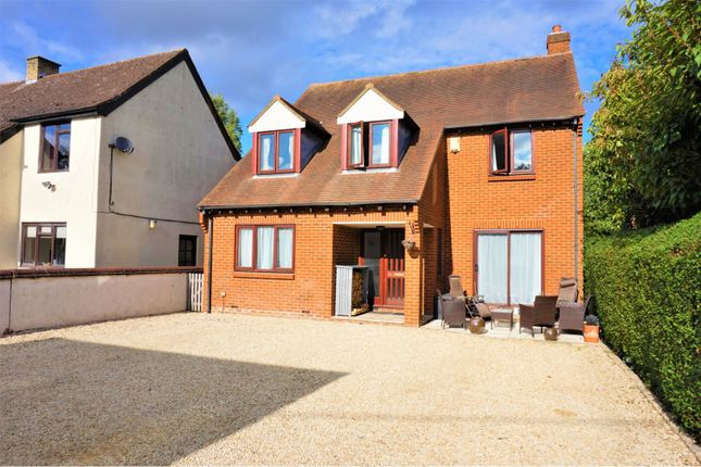 Thumbnail Detached house for sale in Thame Road, Chinnor