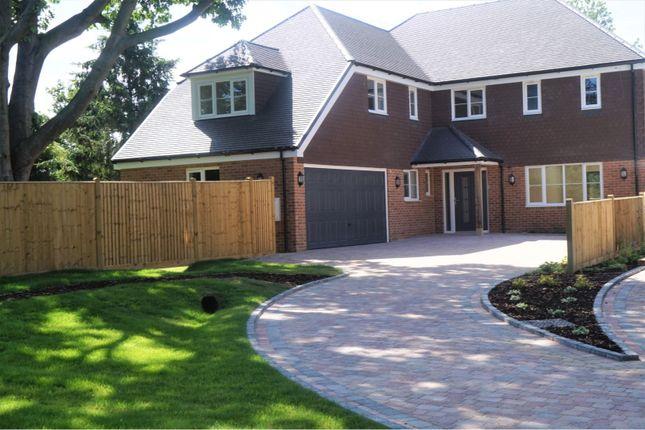 Thumbnail Detached house for sale in Five Oak Green Road, Tonbridge