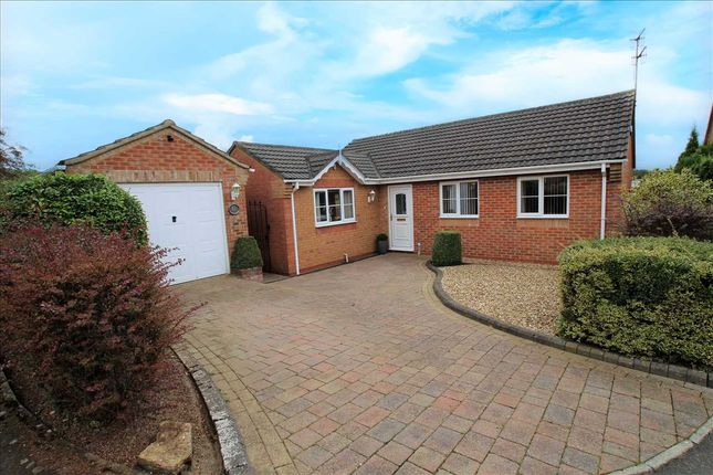 Thumbnail Detached bungalow for sale in Amblecote Drive, Meir Hay, Stoke On Trent