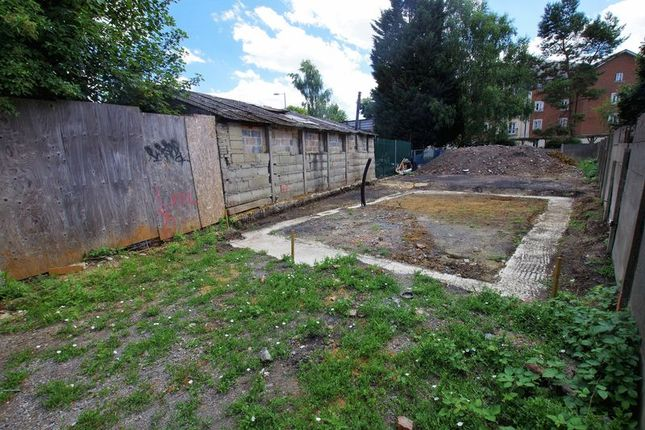 Thumbnail Land for sale in Osborne Street, Swindon