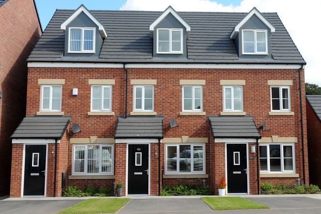 """3 bed terraced house for sale in """"The Souter"""" at Admiral Way, Carlisle"""