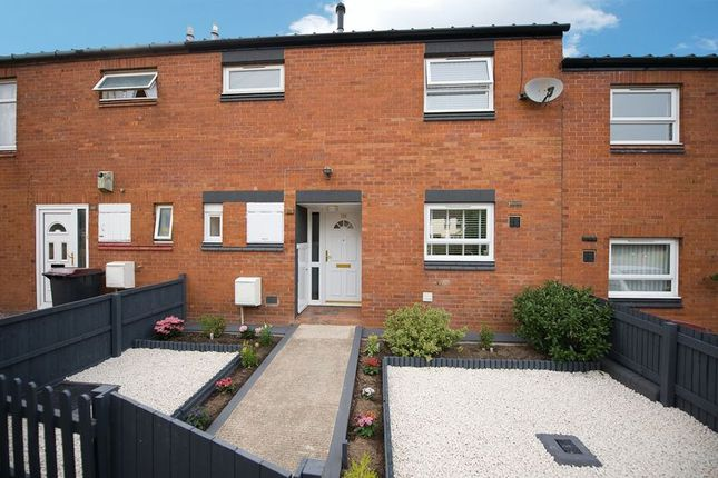 Thumbnail Terraced house for sale in 111 Chockleys Meadow, Leegomery, Telford