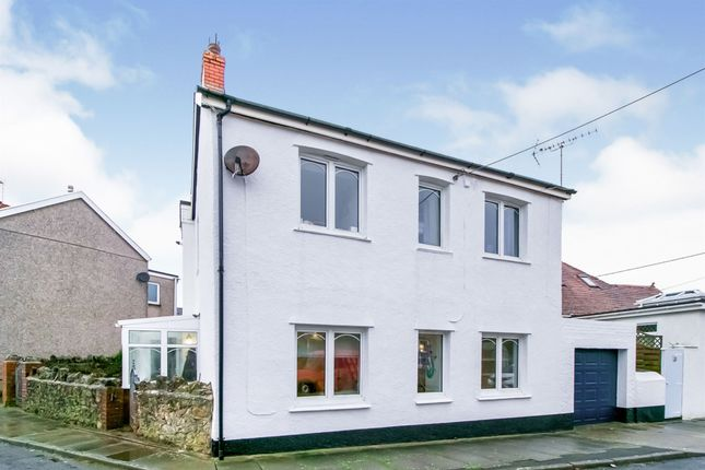 Detached house for sale in Florence Street, Nottage, Porthcawl