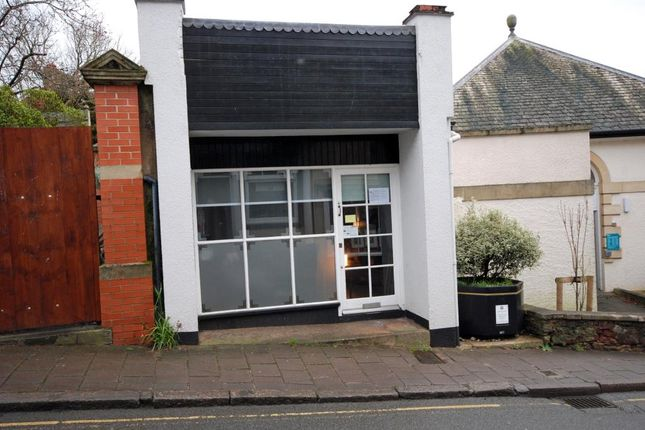 Commercial property to let in Silver Street, Ottery St. Mary, Devon