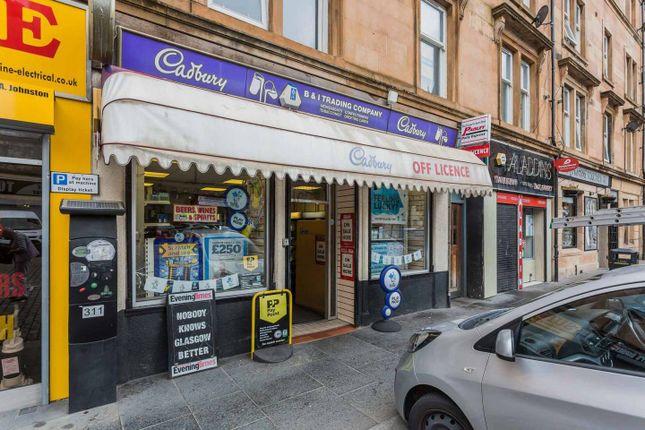 Thumbnail Commercial property for sale in Johnston Street, Paisley, Renfrewshire