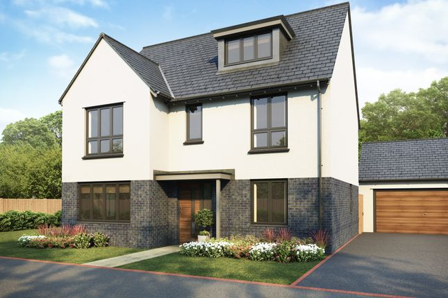 Thumbnail Detached house for sale in Plots 87 The Apsley, Frenchay Park, Bristol Road, Bristol