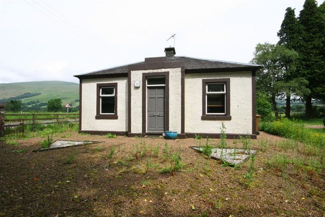 Thumbnail Detached house for sale in North Lodge, Dollarfield, Devon Road, Dollar