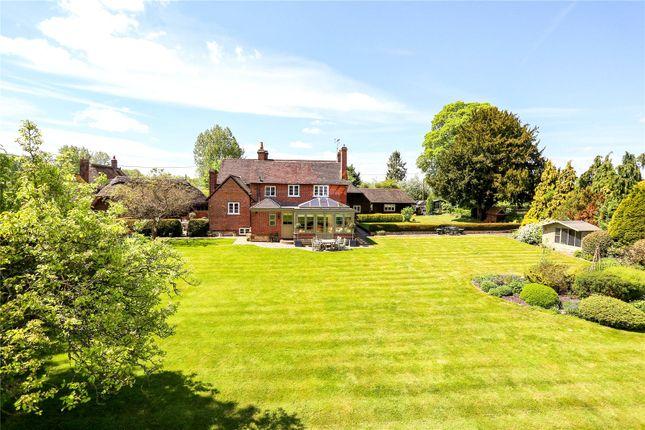 Thumbnail Detached house for sale in Isington Lane, Isington, Alton, Hampshire