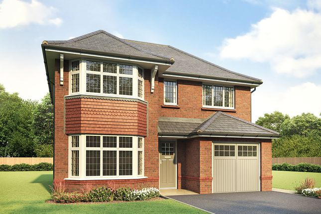 """Detached house for sale in """"Oxford Lifestyle"""" at Estcourt Road, Gloucester"""