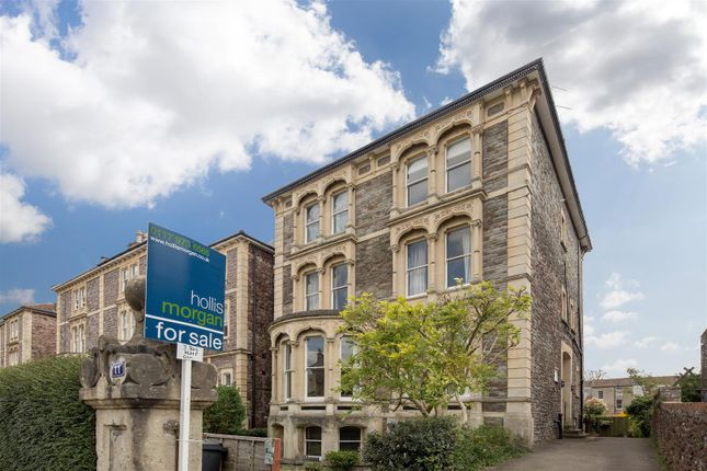 Thumbnail Flat for sale in All Saints Road, Clifton, Bristol