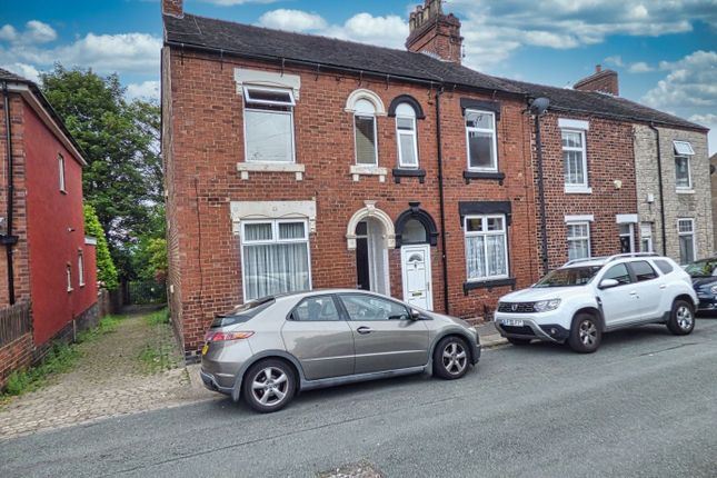 Thumbnail Terraced house for sale in Richmond Street, Stoke-On-Trent, Staffordshire