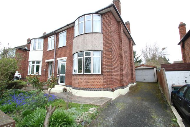 Thumbnail Semi-detached house for sale in Farren Road, Coventry
