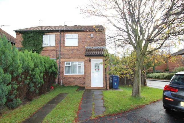 Thumbnail Semi-detached house to rent in Hazelmoor, Hebburn