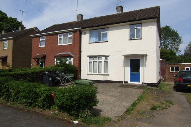 Thumbnail Semi-detached house to rent in Edmondscote Road, Leamington Spa
