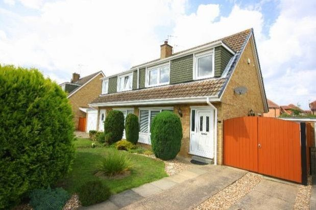 Thumbnail Semi-detached bungalow to rent in Foxton, York