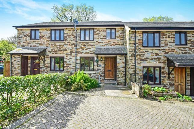 Thumbnail Terraced house for sale in Halwell, Totnes, Devon