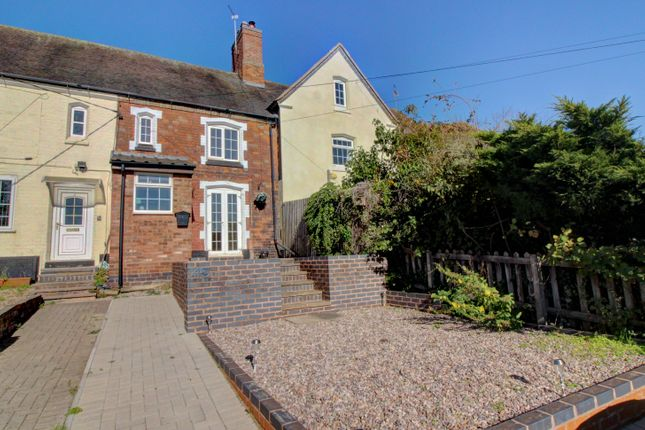 Thumbnail Terraced house for sale in Watling Street, Hints, Tamworth