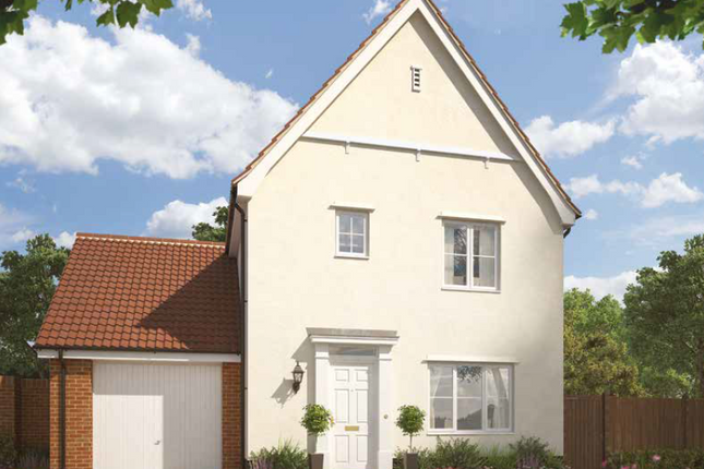 Thumbnail Semi-detached house for sale in Church Hill, Saxmundham