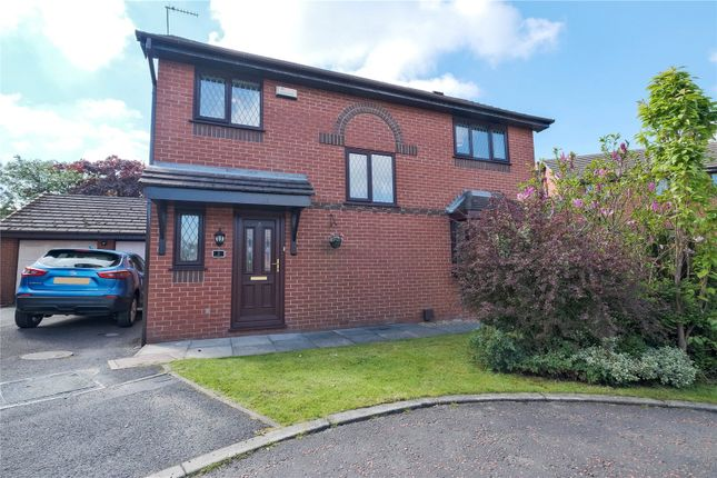 Thumbnail Detached house for sale in Headingley Close, Accrington