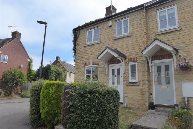 3 bed end terrace house to rent in Caswell Mews, Dursley GL11