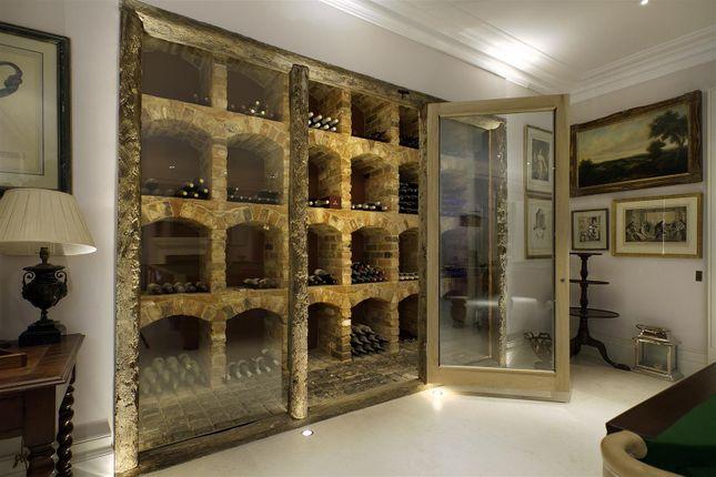House. Estate Agents Lurgashall Wine Cellar