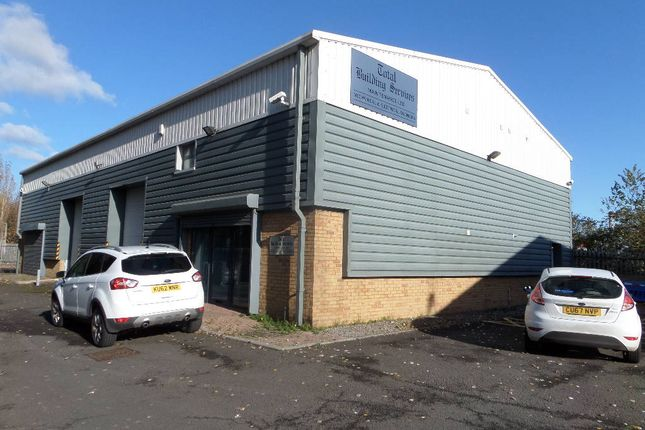 Thumbnail Light industrial for sale in Charnwood Park, Clos Marion, Cardiff