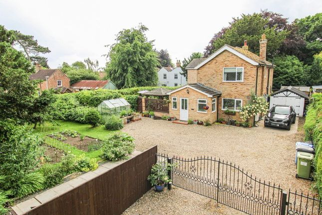 Thumbnail Detached house for sale in Manor Street, Keelby